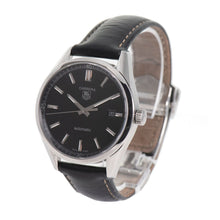 Load image into Gallery viewer, Tag Heuer Carrera Automatic WV211B-3 Black Dial 40mm Mens Watch