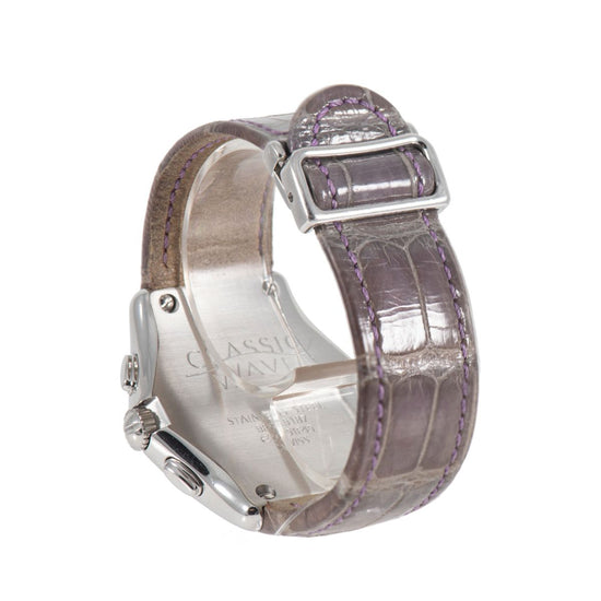 Ebel Classic Wave E9251F45 Mother of Pearl 2007 40mm Unisex Watch