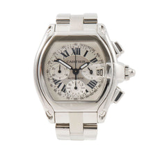Load image into Gallery viewer, Cartier Roadster 2618 - 42mm Stainless Steel Mens Watch