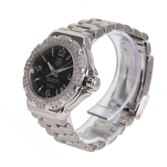 Tag Heuer F1 WAC1214 - 36mm stainless steel Ladies Watch