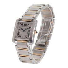 Load image into Gallery viewer, Cartier Tank Francaise 2302 - 28mm bi-Colour Ladies Watch