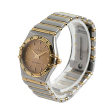Load image into Gallery viewer, Omega Constellation Quartz Champagne Dial 25mm Ladies Watch