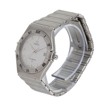 Load image into Gallery viewer, Omega Constellation Quartz Grey Dial 33.5mm Mens Watch