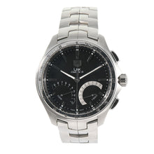 Load image into Gallery viewer, TAG Heuer Link CAT7010 Black & Steel 43mm Mens Watch