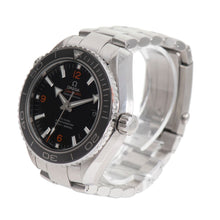 Load image into Gallery viewer, Omega Seamaster Planet Ocean Steel & Black 45.5mm Mens Watch