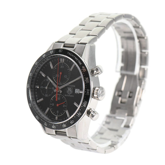 Tag Heuer Carrera Automatic Chronograph CV2014-1 Black Dial 41mm Mens Watch