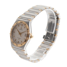 Load image into Gallery viewer, Omega Constellation Quartz Cream Dial 33.5mm Mens Watch