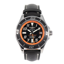 Load image into Gallery viewer, Breitling Superocean A17364 42mm Stainless Steel Mens Watch