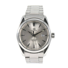 Load image into Gallery viewer, Omega Seamaster Aqua Terra 2518.30.00 36mm Stainless Steel Mens Watch