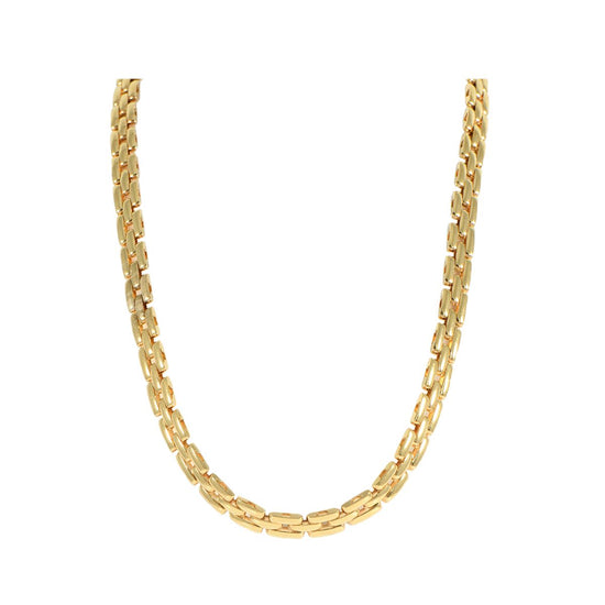 18ct Gold Chain Necklace 14""