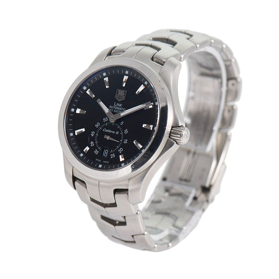 Tag Heuer Link WJF211A - 38mm Stainless Steel Mens Watch