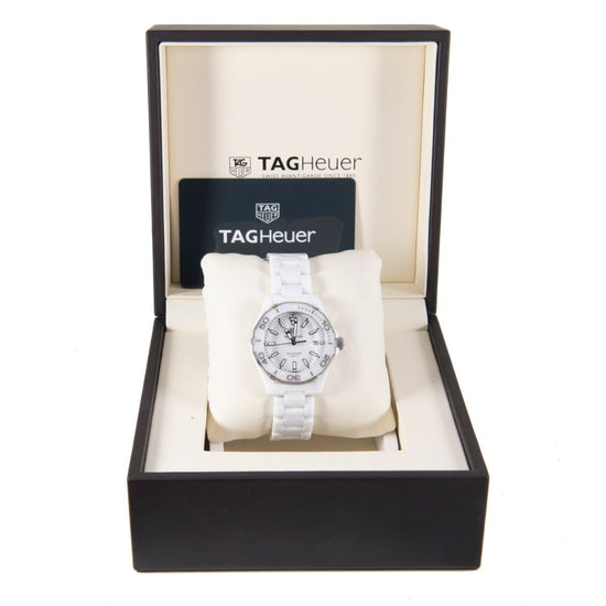 Tag Heuer Aquaracer WAY1391 Quartz 35mm Ladies Watch