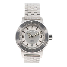 Load image into Gallery viewer, Oris BC3 Big Crown Day Date 635-7514 Steel 42mm Mens Watch