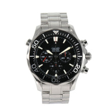 Load image into Gallery viewer, Omega Seamaster Chrono Diver 212.30.42.50.01.001 Black 41mm Mens watch