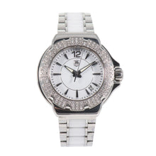 Load image into Gallery viewer, Tag Heuer F1 WAH1215 - 38mm Stainless Steel Ladies Watch