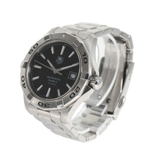 Load image into Gallery viewer, Tag Heuer Aquaracer Automatic WAP2010 Black Dial 41mm Mens Watch