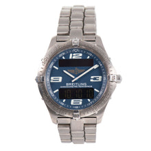 Load image into Gallery viewer, Breitling Aerospace E75362 40mm Titanium Mens Watch