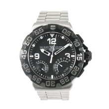 Load image into Gallery viewer, Tag Heuer F1 CAH7010 Chronograph Steel & Black 44mm Mens Watch