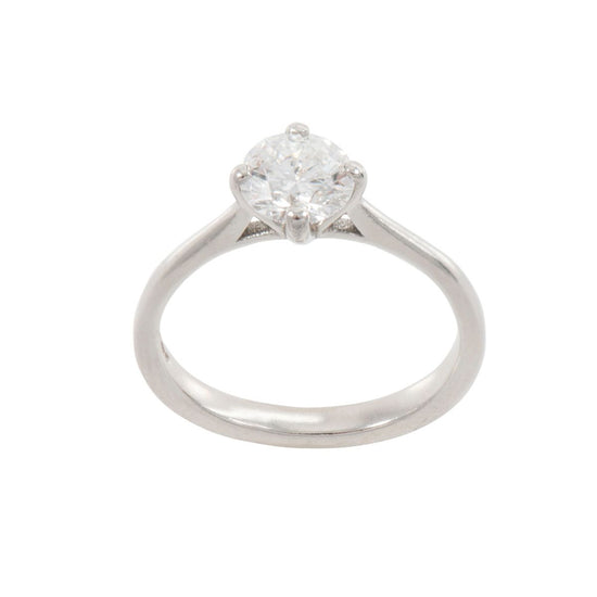 1ct Diamond Solitaire Ring (L)
