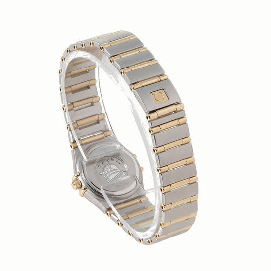 Omega Constellation Quartz Mother of Pearl Ladies Watch Dial 22.5mm