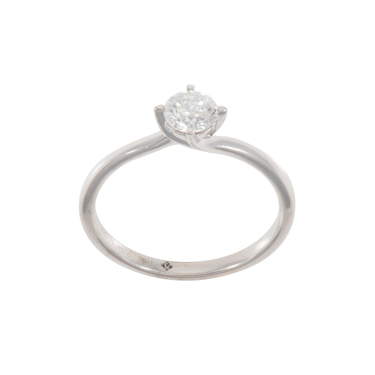 0.50ct Diamond Solitaire Ring (N) - PX#PRC