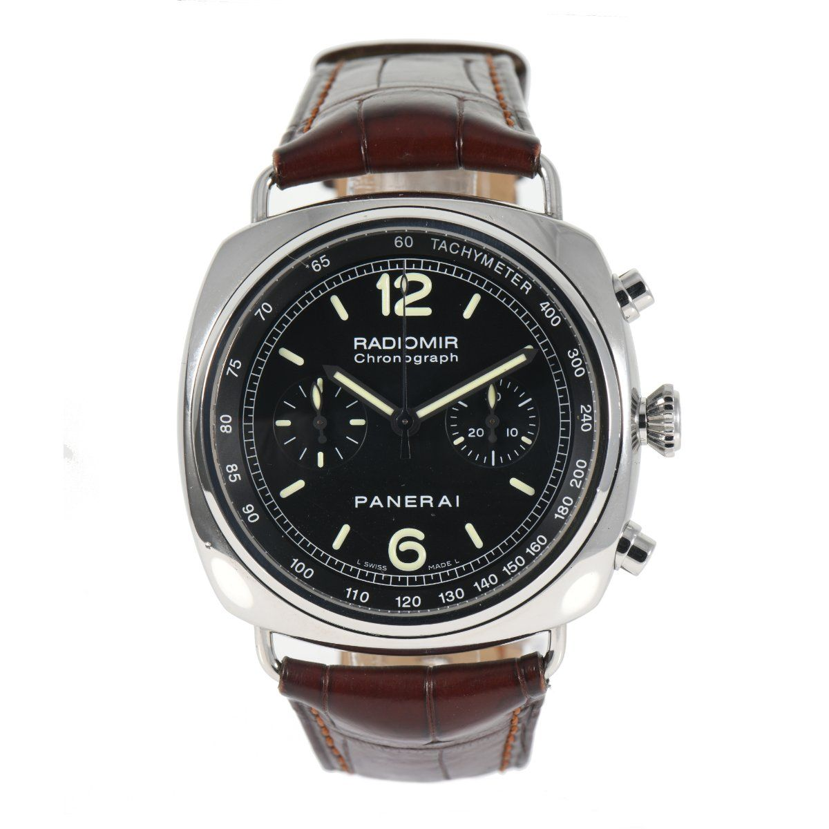 Panerai Radiomir Automatic PAM00288 Stainless Steel 45mm Mens Watch