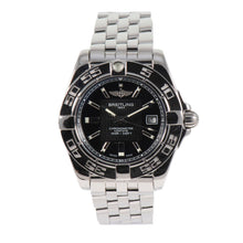Load image into Gallery viewer, Breitling Galactic 32 A71356 Quartz 32mm Steel & Black Ladies Watch