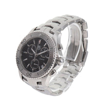 Load image into Gallery viewer, TAG Heuer Link CJ1110 Black & Steel 42mm Mens Watch