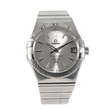 Load image into Gallery viewer, Omega Constellation Grey Dial & Steel Bracelet 38mm Mens Watch