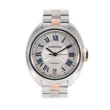 Load image into Gallery viewer, Cartier CLE 3856 - Mens 2015 - 36.5mm Bi-Colour Mens Watch