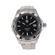 Load image into Gallery viewer, Tag Heuer Aquaracer Automatic WAP2010 Black Dial 42mm Mens Watch