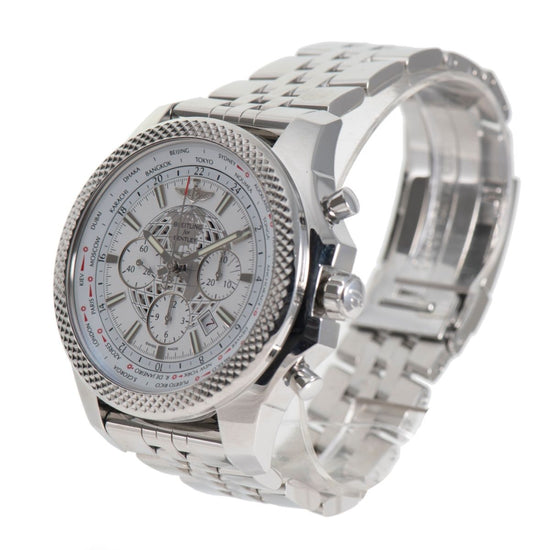 Breitling Bentley AB0521 Automatic Stainless Steel 49 mm Mens Watch
