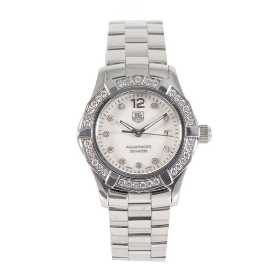 Tag Heuer Aquaracer - 28mm stainless Steel Ladies Watch
