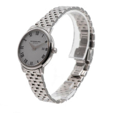 Load image into Gallery viewer, Raymond Weil Toccata 5988 Stainless Steel & Cream 29mm Ladies Watch