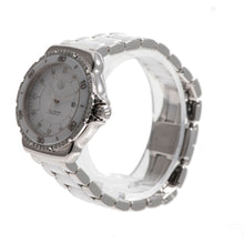 Load image into Gallery viewer, Tag Heuer F1 WAH1313 Ceramic,Steel & White 32mm Ladies Watch