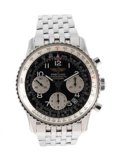 Breitling Navitimer A23322 - 42mm Stainless Steel Mens Watch