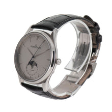 Load image into Gallery viewer, Jaeger LeCoultre Master Ultra Thin Moon Q1368420 176.8.64.S Mens Watch
