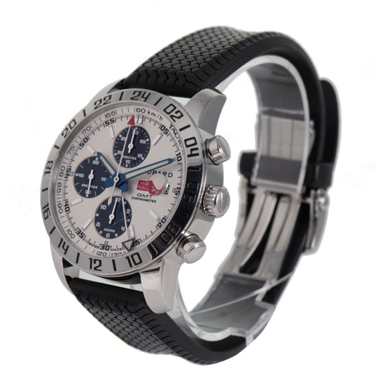Chopard Mille Miglia 8994 Stainless Steel & White 42.5mm Mens Watch