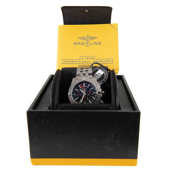 Breitling Chronomat AB0412 Steel 47mm Automatic Mens Watch