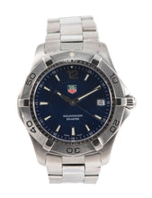 Load image into Gallery viewer, Tag Heuer Aquaracer WAF1113 - 38.5mm Stainless Steel case Mens Watch