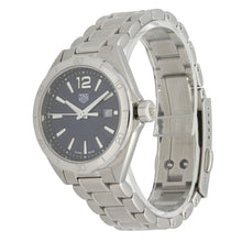 Load image into Gallery viewer, Tag Heuer F1 WBJ1412 32mm Blue & Stainless Steel Quartz Ladies Watch
