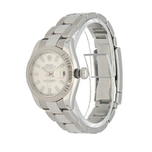 Load image into Gallery viewer, Rolex Datejust 179174 Steel & Silver Automatic 26mm Ladies Watch