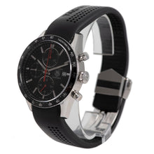 Load image into Gallery viewer, Tag Heuer Carrera CV2014-2 Steel & Black Automatic 41mm Mens Watch