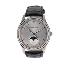 Load image into Gallery viewer, Jaeger LeCoultre Master Ultra Thin Moon Q1368420 176.8.64.S Mens Watch T#%WF&