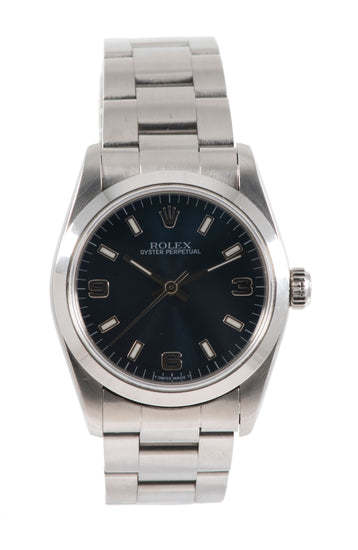 Rolex Oyster Perpetual 67480 - 26mm Stainless Steel Ladies Watch