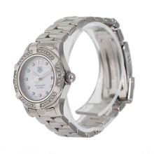Load image into Gallery viewer, Tag Heuer Aquaracer WAF1416 Steel & Diamond Ladies Watch