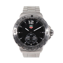 Load image into Gallery viewer, Tag Heuer F1 WAU1112 Steel & Black 42mm Mens Watch