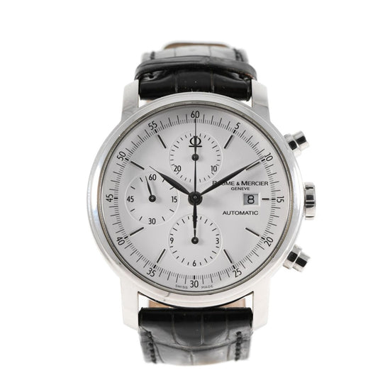 Baume & Mercier Classima XL 65533 Steel 42mm Mens Watch