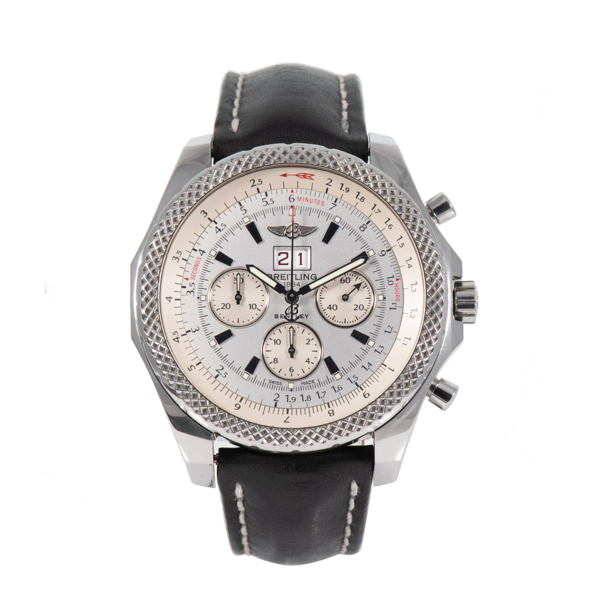 Breitling Bentley A44364 - 50mm Ceramic case Mens Watch