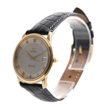 Load image into Gallery viewer, Omega De Ville 18ct Gold & Grey 34mm Mens Watch